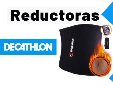 Fajas Reductoras Decathlon